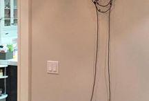 Wire girafe