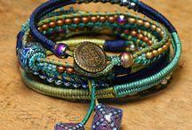 Crochet and bracelets / Creative Bracelets