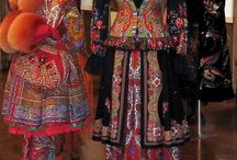 Russian Couture - Folklore