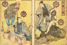 【浮世絵】歌川派 -Utagawa company-