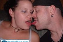 NAUGHTY KISSES