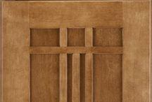 Maple Door Styles / by Schuler Cabinetry