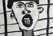 Primary School Art - Drawing