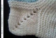 meias de trico