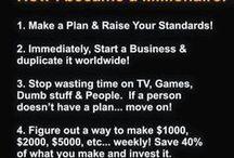 SUCCESS / BUSINESS TRAINING