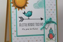 Stampin' Up - Hello Love