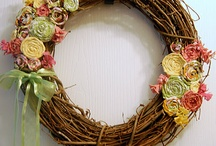 Wreaths / by Carrie Isola