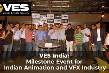 Visual Effects Society (VES) in India