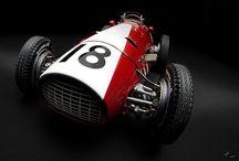 Ferrari F1-auto's
