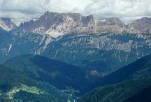 Falcade Dolomites