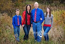Family Portait Ideas / Family comes first!  Our studio can accommodate 35+ people!