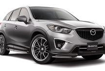 CX-5 [KE Prefacelift model] KENSTYLE HALF TYPE BODYKIT & STEERING