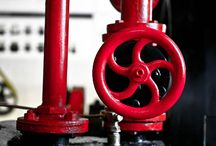 INDUSTRIAL GAS MUSEUM_ TECHNOPOLIS GAZI | ATHENS / The Industrial Gas Museum opened its doors to the public in 2013.  The main objective of the Museum is the promotion and protection of the old Athens Gasworks plant, an industrial heritage monument that supplied energy and lighting in the Athens metropolitan area for 130 years.  Photo credit:Maria Sfyraki