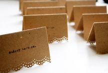 placecard ideas