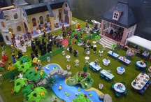 Playmobil / by Nelson Pitre