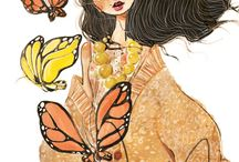 Obsessed w/Butterflies... / by Vanessa Carire