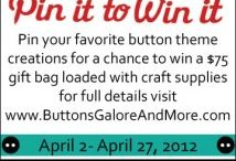 Buttons Galore Pin It To Win It Party