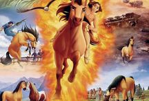 Spirit Stallion of the Cimarron / This film is my favorite since I was little.