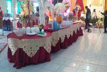 Berkah Catering - Wedding Catering at Wisma Bhaskara Sidoarjo