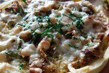 Food- Pikante Tarte's / Leckere pikante Tarte - Rezepte