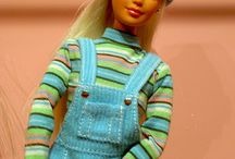 The 90s! / 90s Barbies, Dolls, and Toys I grew up with! / by Heather McLaughlin