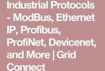 Industrial Protocols - ModBus, Ethernet IP, Profibus, ProfiNet, Devicenet, and More