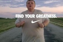 Motivation / Nike really does know; Just Do It  / by K