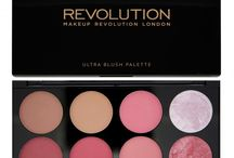 revolution make-up