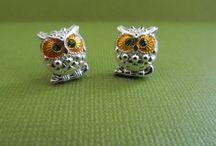 owls / by Tiffani Teegarden
