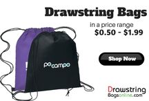 Low Price drawstring bags / Drawstring bags on budget that anyone can afford!