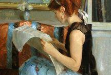 Arte y lectura