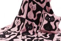 kočičí deka
