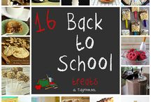 Back to School / by Eren Hays