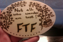 FTF! First to Find Geocaching Prizes / Some geocachers love to be FTF, the First to Find a newly published geocache.  Here are some FTF prize ideas for geocache hiders.