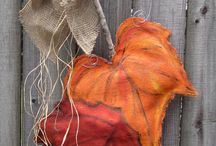 Fall decor / by Rebecca Jacobs