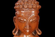 Buddha Wooden Statues / Buddha - A SIGN OF MEDITATION