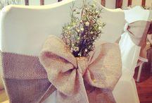 Rustic/Natural Wedding Ideas