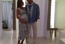 We <3 happy clients / Happy clients modeling our 120% Lino clothes.