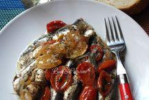 Ψαρια και θαλασσινα