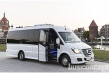 BusConcept MB Sprinter Bus / Mercedes Sprinter Bus - our new projects and finished work