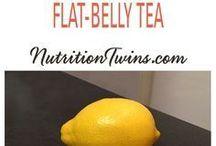 ginger lemon turmeric tea