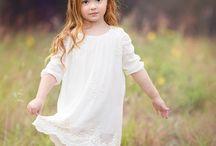 Kleiderwahl Kinderfotos