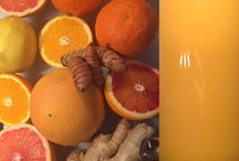 Juice, smoothie og te : Lev_Vel_By _Hvornum