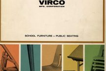 #VintageVirco / Step back in time with Virco for a glimpse of how we progressed through the decades.