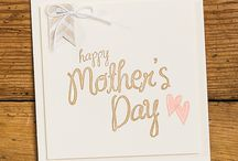 #MadeForMom / Celebrating moms everywhere with Mother's Day project ideas and inspiration.  / by Stampin' Up!