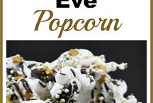 New Year's Eve / If you're throwing a New Year's Eve party, look no further. Here's your New Year's Eve menu featuring recipes for adults and kids, plus decor, crafts and favor ideas.