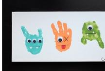 Monsters~preschool theme
