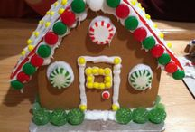 Winter themes and Christmas Creations by Alison Brickman Makes It Work