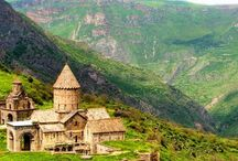 Armenia / What I love about Armenia! xx #Brit