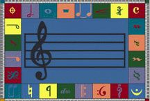 Music Classroom Decor / by Andrea Reed